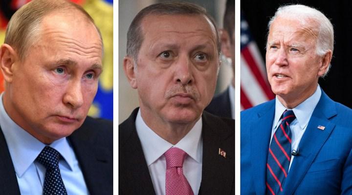 Biden-Putin kavgasının faturası Ankara'ya kesilebilir