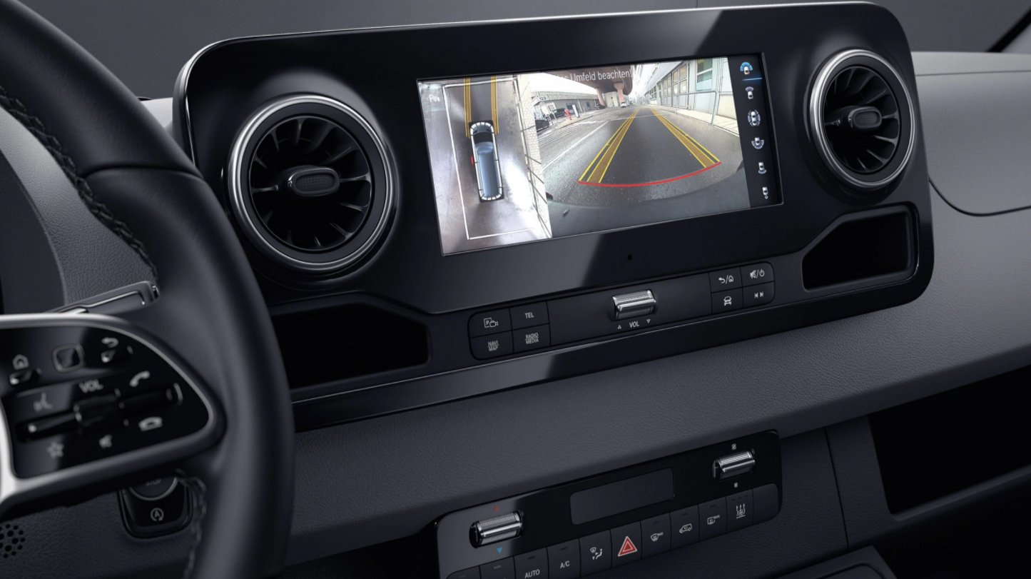 Yeni Mercedes Sprinter Minibus 2021